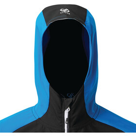 Dare 2b Aptile Chaqueta Softshell Hombre, athletic blue/ebony grey/black